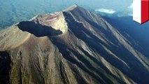 Gunung Agung: status Gunung Agung diturunkan dari level 'Awas' ke level 'Siaga' - TomoNews
