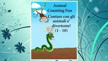 Download PDF Animal counting fun. Contare con gli animali  Contare con gli animali e' divertente: Children's Picture Book English-Italian (Bilingual Edition). ... for children) (Volume 2) (Italian Edition) FREE