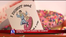 `Donut Boy` is on a Mission to Give Donuts to Cops in Every State