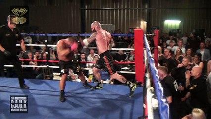 Bare Knuckle Boxing Lee Rumens v Chris Wheeldon