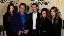 "Arnold Schwarzenegger, Maria Shriver, Patrick Schwarzenegger ""The Long Road Home"" Premiere"