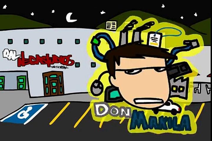 NEGAS - Don Makila - 01 - Junta