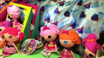 2 - Lalaloopsy Mercari Huge Doll Lot Opening Plus Soft Dolls, and Talking Sew Silly Chatters!