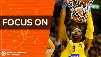 Focus on: Alex Tyus, Maccabi FOX Tel Aviv