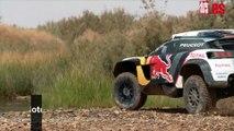 VÍDEO: El Peugeot 3008 DKR Maxi de Carlos Sainz, a punto para el Dakar 2018