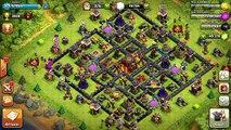 Clash of clans - Buying lvl 8 tesla, Pekka lvl 5 & jump spell lvl 3 (w/ gameplay)