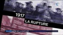1917 : la Révolution russe finit en dictature bolchévique avec Lénine à sa tête