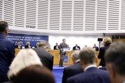 Discours du Président de la République, Emmanuel Macron devant le conseil de l'Europe à Strasbourg