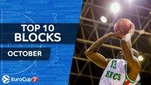 7DAYS EuroCup, Top 10 Blocks, October