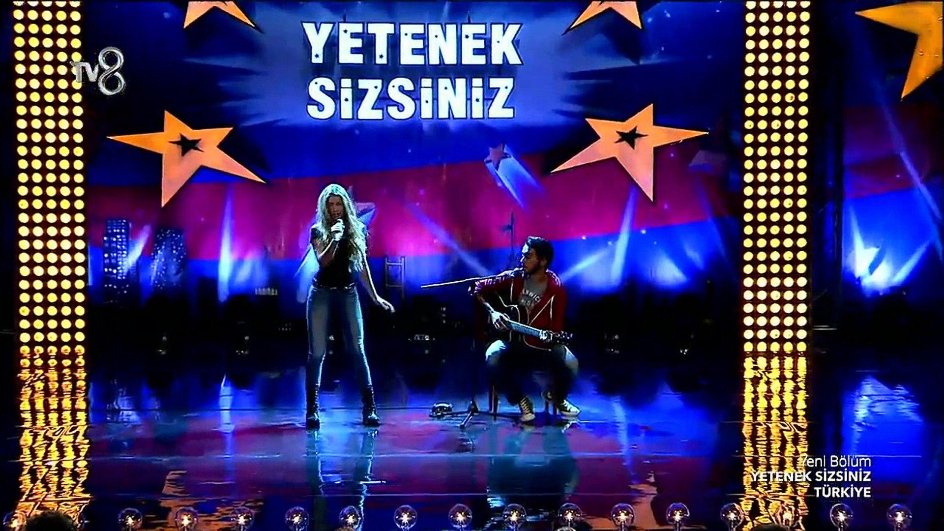 Aleyna Tilki Yeteneksizsiniz Türkiye
