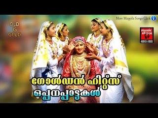 ഗോൾഡൻ ഹിറ്റ്സ് ഒപ്പനപാട്ടുകൾ # Oppana Songs Malayalam  # Malayalam Mappila Songs # Mappila Pattukal