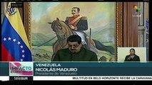 Maduro aprueba recursos para compromisos laborales en Estados