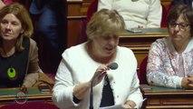 QAG de Françoise Cartron du 31 octobre 2017