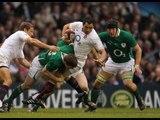 Ireland 24 England 8, RBS 6 Nations 2011 at Aviva Stadium Dublin