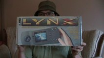 Atari Lynx in Box, Show and Tell