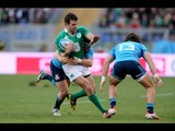 Italy v Ireland, Official extended highlights worldwide, 07th Feb 2015
