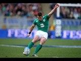 Ian Keatley's fourth penalty, Italy v Ireland, 07th Feb 2015