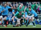 Italy v Ireland, First Half highlights, 07th Feb 2015