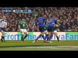 Ireland v France - First Half Highlights 14th Feb 2015