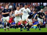 Extraits officiels: Angleterre 61-21 Ecosse