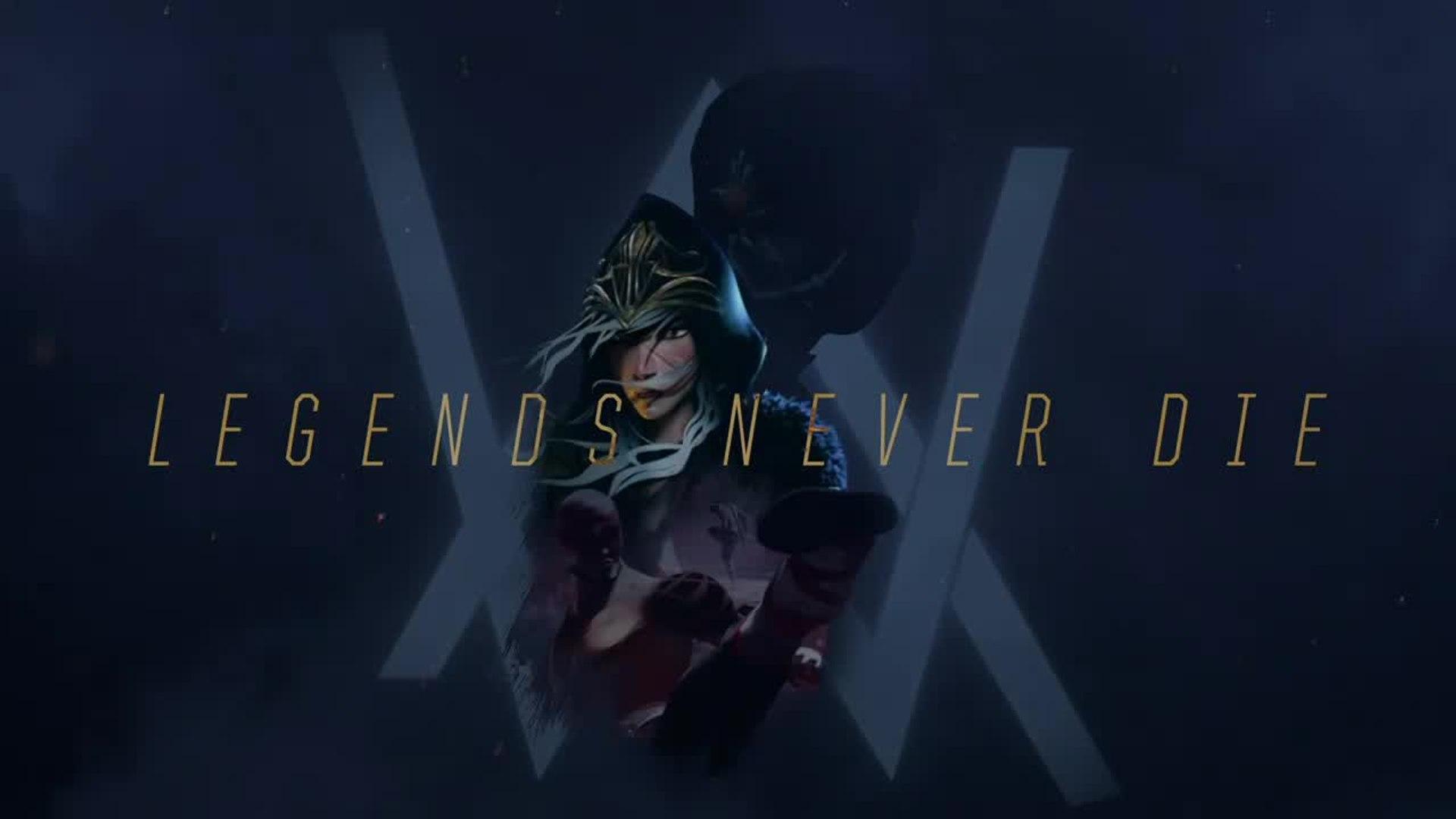 Legends Never Die Alan Walker Remix Video Dailymotion