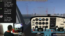 El Show De Shialeweb = Flightgear Simulador De Vuelo Viaje Programado