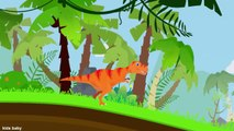 Jurassic Rescue | Baby Play Fun Dinosaurs & Help Friends | Dino Fun Game For Kids