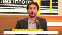 """Députés """"constructifs"""" : """"un méli-mélo incompréhensible"""" pour Bastien Lachaud, député LFI #LesInformes"""