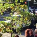 New-York: Un camion aurait foncé dans la foule puis l'homme aurait ouvert le feu sur les passants - Plusieurs morts et d