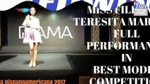 Miss Filipinas TERESITA 'WINWYN' Marquez FULL PERFORMANCE IN BEST MODEL PIAMA Competition