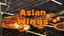 Asian Chicken Wings recipe by the BBQ Pit Boys