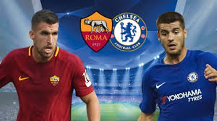 AS Roma vs Chelsea 3-0 All Goals & Highlights - 31.10.2017 HD