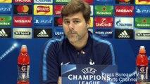 Mauricio Pochettino pre Tottenham vs Real Madrid