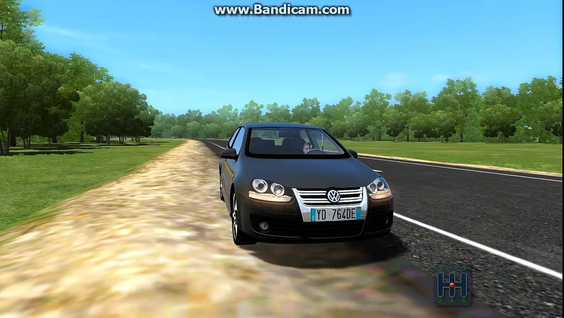 city car driving 1.2.4 volkswagen golf r32