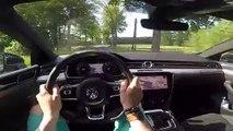 2017 Volkswagen Arteon R-Line 280HP - POV Drive Onboard ///Lets Drive///
