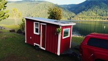 After Incarceration, a Changed Man Finds Freedom in His Tiny House