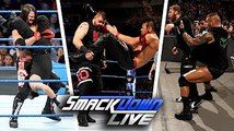 WWE Smackdown 31 October 2017 Highlights HD - WWE Smackdown 31/10/2017 Highlights HD
