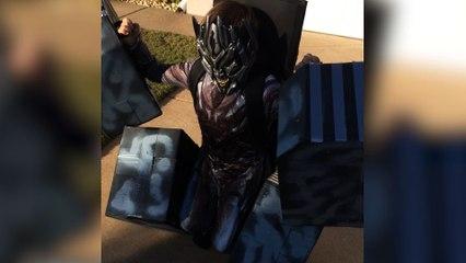Epic Transformer Halloween Costume