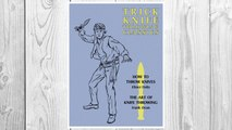 Download PDF Trick Knife Throwing Classics  How to Throw Knives   The Art of Knife Throwing FREE