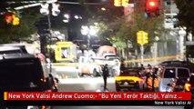 """New York Valisi Andrew Cuomo;- """"Bu Yeni Terör Taktiği, Yalnız Kurt Saldırısıdır"""""""