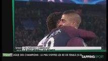 Zap Sport - 1er novembre - le PSG qualifié pour les 8e de finale de la Ligue des champions