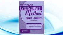 GET PDF Rubank Intermediate Method - Cornet or Trumpet (Rubank Educational Library No. 56) FREE