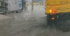 Streets Flooded in Chennai as India Braces for More Severe Rain