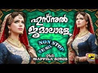 ഹുസ്നുൽ ജമാലാളെ | Malayalam NonStop Remix Mappila Songs | Old Is Gold Mappila Pattukal