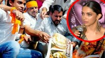 Deepika Padukone REACTS To Controversy & Threats By Rajput Karni Sena For Padmavati Movie
