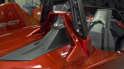 Upgrading A 2017 Polaris Slingshot SL With Accent Kits