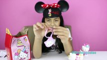 McDonalds Hello Kitty Surprise Happy Meals Toys | McDonalds Toys
