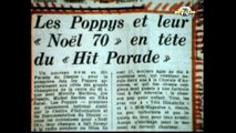 """Clip de la chanson """"Love, Lioubov, Amour"""", interprétée par Les Poppys - 1971"""