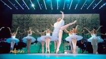 """Hannaë danse sur """"Le Lac des Cygnes"""" dans Prodiges - 27 décembre 2014"""