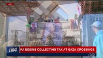DAILY DOSE   PA takes control of all Gaza border crossings   Wednesday, November 1st 2017